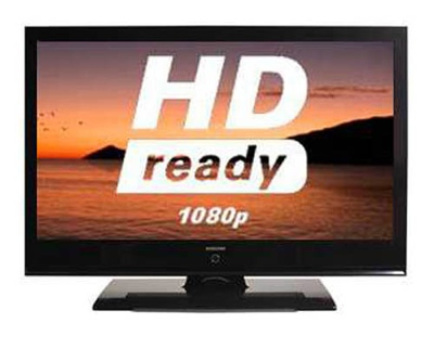 HD TV og Samsung LCD